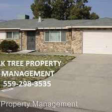 Rental info for 5617 E. Bernadine Drive in the Fresno area