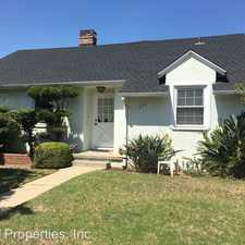 Rental info for 6431 Firebrand St in the Marina del Rey area