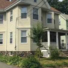 Rental info for 189 Ash Street in the Waltham area