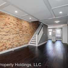 Rental info for 622 S. Linwood Avenue in the Canton area