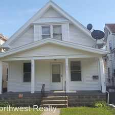 Rental info for 540 East Park in the Northriver area