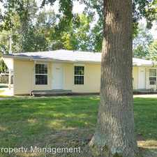 Rental info for 2009-2027 Woodriver Drive in the Carbondale area