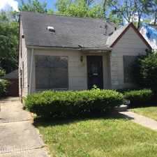 Rental info for 19765 Harlow in the Detroit area