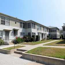 Rental info for 112, 116, 120 S Jackson St in the 91205 area