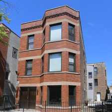 Rental info for W Armitage Ave & N Hoyne Ave in the Bucktown area