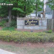 Rental info for Two Bedroom In Fulton County in the West Highlands area