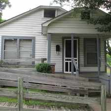 Rental info for Little House In Monroe For Rent Just A Few Bloc... in the 71201 area