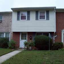 Rental info for This Is A 3 Bedroom, 1 1/2 Bath Townhouse.