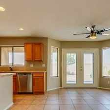 Rental info for 5 Bedrooms House In San Tan Valley. Washer/Drye...