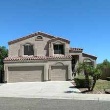 Rental info for Welcome To Your Beautiful Home With A Ready To ... in the La Buena Vida area
