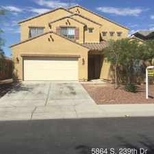 Rental info for 5864 S. 239th Dr