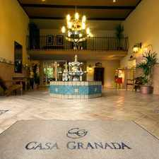 Rental info for Casa Granada in the Los Angeles area