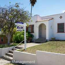 Rental info for 3059 B Street in the Golden Hill area