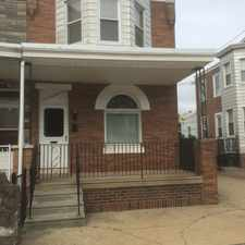 Rental info for 4730 Princeton Avenue in the Holmesburg area