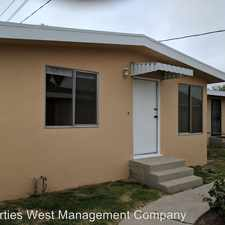 Rental info for 1637 W. 255th Street in the Harbor City area