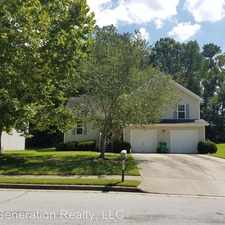 Rental info for 2911 Duncan Place