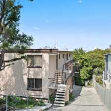 Rental info for JUST AROUND THE CORNER FROM ALL AMENITIES in the Paddington area