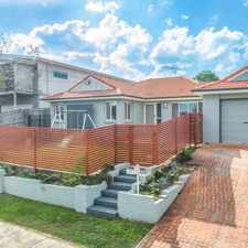 Rental info for Bright and Inviting, Low Maintenance Family Home in the Ashgrove area