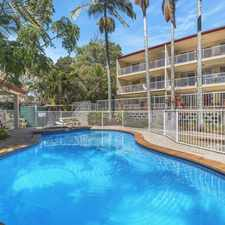 Rental info for Two Bedroom Top Floor Unit