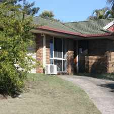 Rental info for Neat and Tidy 3 Bedroom Home in the Goodna area