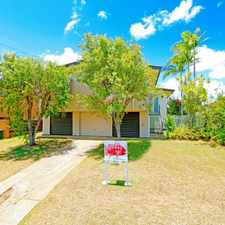 Rental info for Picture Perfect Family Home in the Rockhampton area