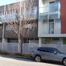 Rental info for Luxury Townhouse Living in the heart of Port Adelaide in the Port Adelaide area