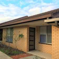 Rental info for 2 Bedroom Unit In A Fantastic Location in the Gilles Plains area