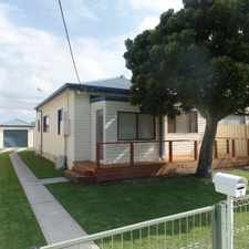 Rental info for Well Present Home in the Wollongong area