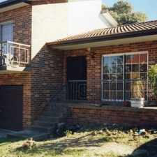 Rental info for 2 Bedroom Townhouse in the Earlwood area