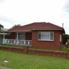 Rental info for Location and convenience in the West Wollongong area