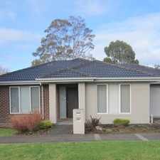 Rental info for SPACIOUS 2 BEDROOM UNIT in the Melbourne area
