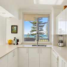 Rental info for Beachfront Lifestyle in the Manly area
