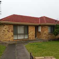 Rental info for Lovely 3 Bedroom! 5 Minutes to Parkmore & Noble Park in the Keysborough area
