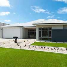 Rental info for Beautifully finished home with solar panels! in the Perth area