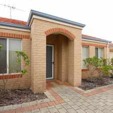 Rental info for Killer Villa in the Bicton area