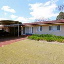 Rental info for Secure Complex in the Perth area