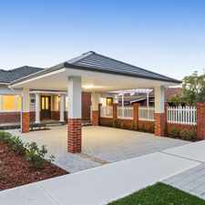 Rental info for BEAUTIFULLY RENOVATED 1950'S HOUSE IN SORT AFTER LATHLAIN in the Perth area
