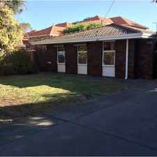 Rental info for In the heart of Inglewood Full block includes gardening