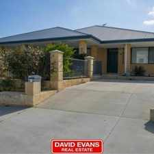 Rental info for HUGE 3 x 2 with theatre or potential 4th bedroom! Lake views - A MUST VIEW in the Perth area