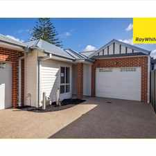 Rental info for Renewed Existence in the Melbourne area