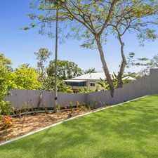 Rental info for SPACIOUS BRAND NEW LOWSET FAMILY HOME in the Moorooka area