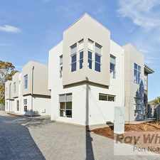 Rental info for A cut above the rest and ready for you to call home. in the Port Noarlunga area