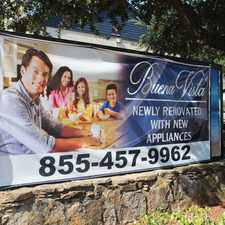 Rental info for Buena Vista Apartments in the Houston area