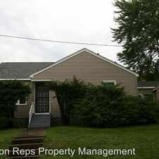 Rental info for 3720 23rd Ave