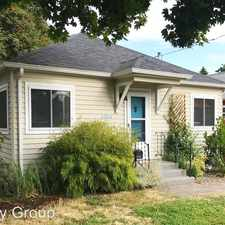 Rental info for 5504 SE 91st Avenue in the Lents area