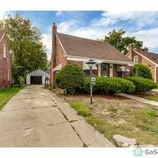 Rental info for NEWLY DONE BEAUTIFUL HOME in the Pershing area