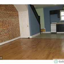 Rental info for This is a 1bd den home located in the Highladtown area. This home has a carport, exposed brick and hardwood floors throughout. in the Hudson - Highlandtown area