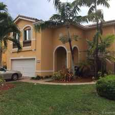 Rental info for 111 CT in the Doral area