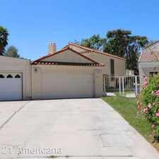 Rental info for 971 Bel Air Cr in the Paradise area