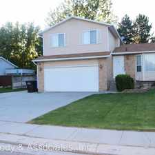 Rental info for 9254 S. Judd Ln in the 84088 area